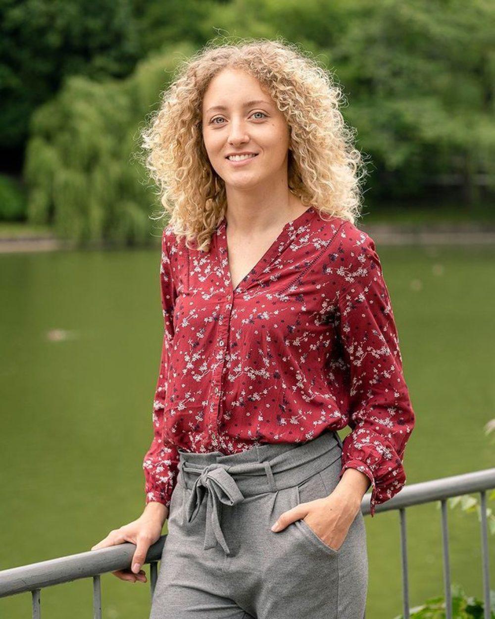 Kathi, Digital Strategist